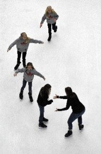 ice skating rink in chattanooga
