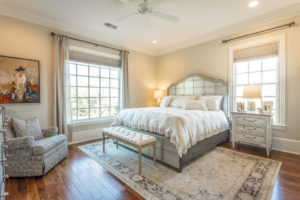 The master suite of 554 Whitehall Rd 116
